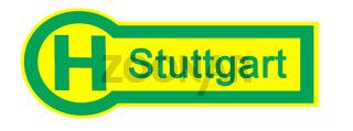 Haltestelle Stuttgart