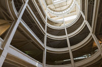 Interior of Lingotto Building