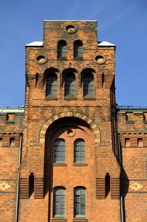 Details der Hamburger Speicherstadt