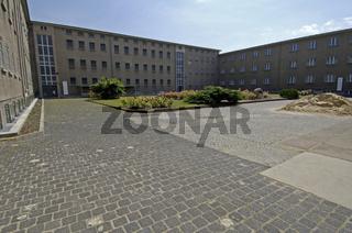 Haftgebaeude im Stasigefaengnis in Berlin, Hohenschoenhausen