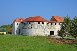 Ribnik Castle, Croatia