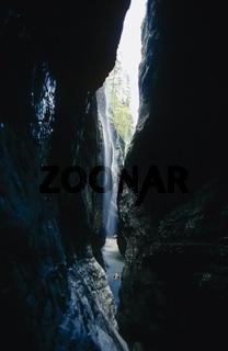 Canyoningtour im Wieslgraben