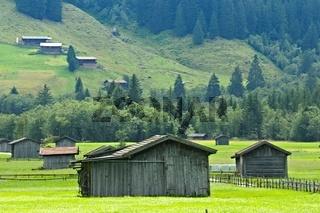 das hintere Valsertal Tirol