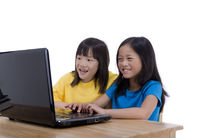 Playing on a Computer