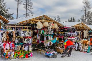 Wintersportregion Hohe Tatra