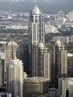 Bangkok Highrise Buildings