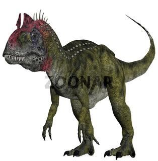 Cryolophosaurier