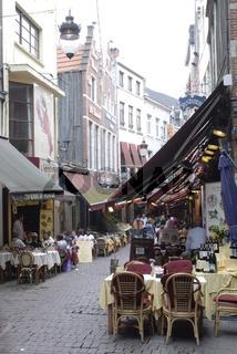 Bruessel, Rue des Bouchers