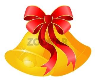 Bright Christmas bells