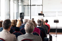 Professional or business conference