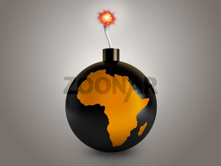African's crisis