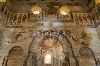 Interior Baptisterium Saint Johannes