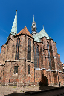 Jakobikirche (St. Jakobi), Lübeck, Deutschland