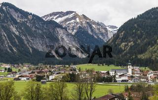 Tannheim, Tirol, Oesterreich