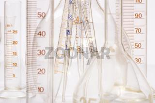 Chemie, Forschung im Labor