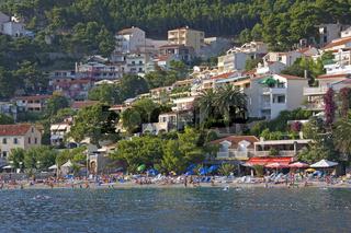 Brela in Kroatien