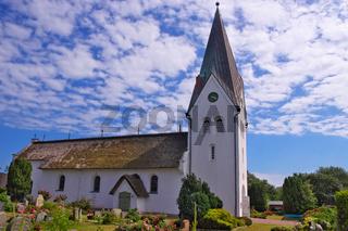 St.-Clemens-Kirche in Nebel