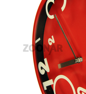 0:10 on the clock red on white background