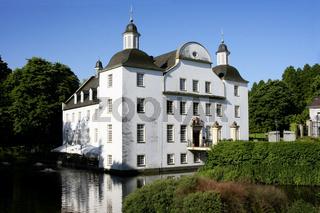 Schloß Borbeck, Essen, Nordrhein-Westfalen, Deutschland