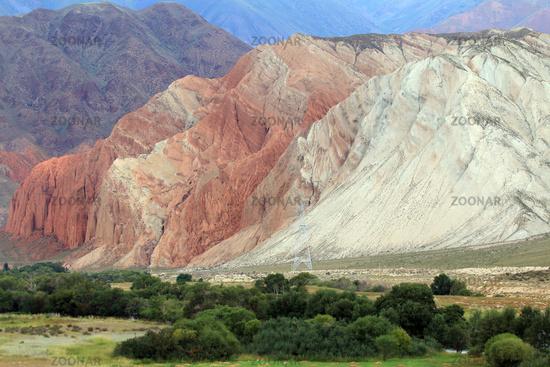 Kökömeren-Tal, Köbük Canyon, Jumgal Distrikt, Kirgistan