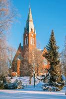 Lutheran Church.