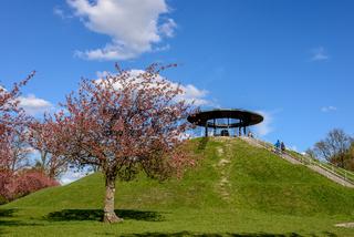 Denkmal für den Flugpionier Otto Lilienthal
