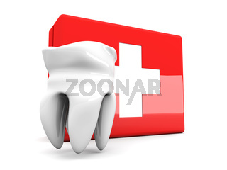 Tooth First aid
