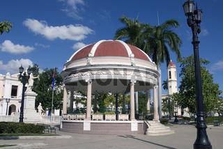 Pavillon im Park Jose Marti