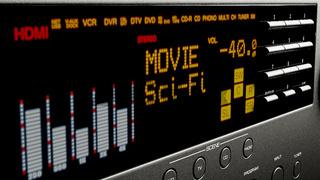 home cinema system multimedia 3d illustration