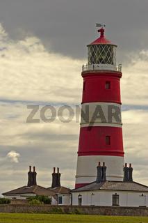 UK Norfolk Happisburgh Lighthouse