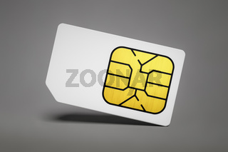 typical sim card
