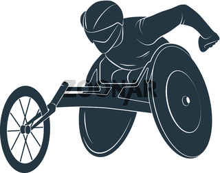 wheelchair paralympic disabled