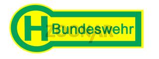 Haltestelle Bundeswehr