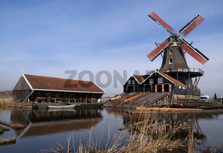Mill de Rat in IJlst