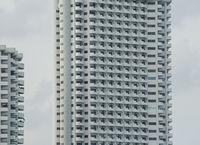 Hochhaus Fenster