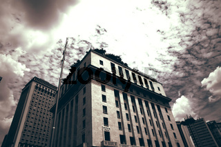 Building in Sao Paulo
