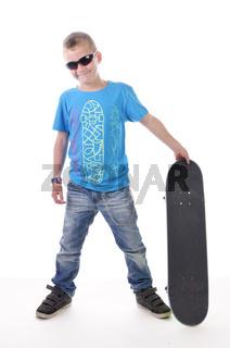 Cooler Skaterboy