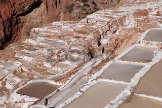 Saline in Peru