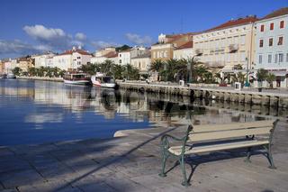 Hafenpromenade | Harbor promenade, Mali Lošinj