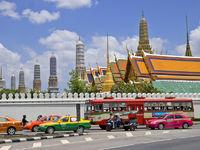 Stupas in Bangkok