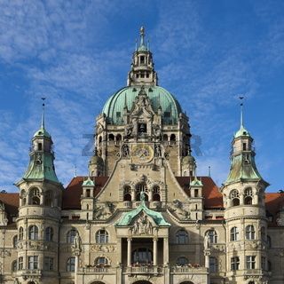 Hannover - Neues Rathaus, Deutschland