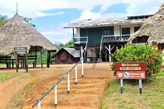 Welcome Palumeu Suriname