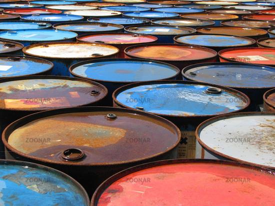 Außergewöhnlich Foto Ölfässer Bild #949501 #QQ_28