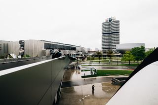 BMW Headquarters in Munich