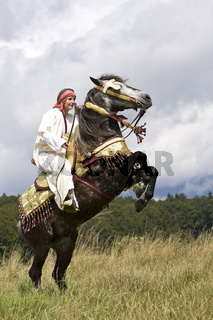Steigender Berber