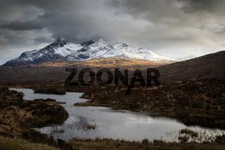The Scottish Highlands,
