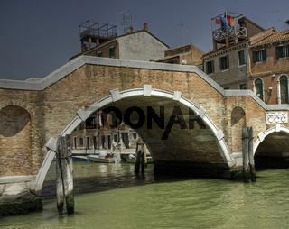 Ponte di Tre Archi, Venice
