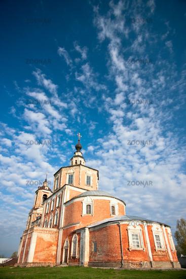 Orthodox monastery