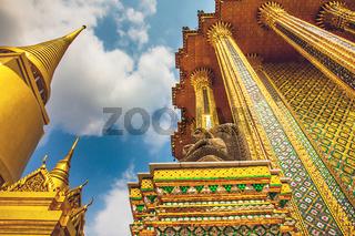Großer Palast  Königspalast Bangkok