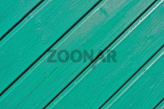 Diagonale Holzverschalung